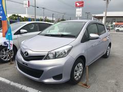 沖縄の中古車 トヨタ ヴィッツ 車両価格 69万円 リ済別 平成24年 4.5万K パープル