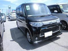 沖縄の中古車 ダイハツ タント 車両価格 98万円 リ済別 平成24年 2.4万K ブラック