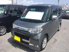 沖縄の中古車 ダイハツ タント 車両価格 79.4万円 リ済別 平成21年 6.1万K グレーM