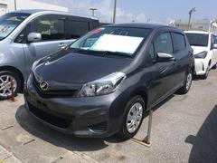 沖縄の中古車 トヨタ ヴィッツ 車両価格 79万円 リ済別 平成23年 0.9万K グレーM