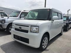 沖縄の中古車 トヨタ ピクシススペース 車両価格 75.6万円 リ済別 平成24年 6.5万K パールホワイト