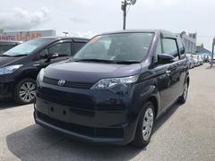 沖縄の中古車 トヨタ スペイド 車両価格 109万円 リ済別 平成26年 3.7万K パープル