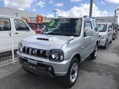 沖縄の中古車 スズキ ジムニー 車両価格 135万円 リ済別 平成27年 1.4万K シルバー