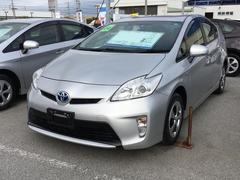 沖縄の中古車 トヨタ プリウス 車両価格 125万円 リ済別 平成24年 5.5万K シルバー