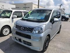沖縄の中古車 ダイハツ ムーヴ 車両価格 108万円 リ済別 平成27年 2.7万K シルバー