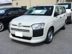 沖縄の中古車 トヨタ プロボックス 車両価格 135万円 リ済別 平成29年 12K ホワイト