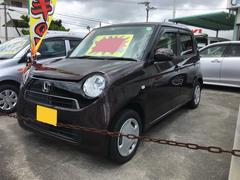 沖縄の中古車 ホンダ N−ONE 車両価格 89万円 リ済別 平成25年 1.5万K ブラウン