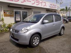 沖縄の中古車 トヨタ パッソ 車両価格 57万円 リ済込 平成24年 8.5万K シルバー