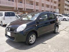 沖縄の中古車 トヨタ パッソ 車両価格 59万円 リ済込 平成23年 2.8万K ブラック