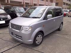 沖縄の中古車 三菱 eKワゴン 車両価格 54万円 リ済込 平成24年 3.3万K シルバー
