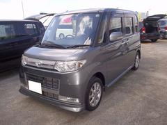 沖縄の中古車 ダイハツ タント 車両価格 49万円 リ済込 平成20年 9.1万K グレー