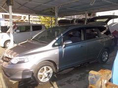沖縄の中古車 ホンダ エアウェイブ 車両価格 48万円 リ済込 平成19年 6.5万K グレー