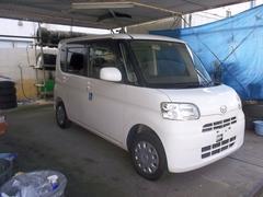 沖縄の中古車 ダイハツ タント 車両価格 55万円 リ済込 平成22年 9.7万K ホワイト