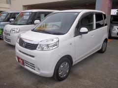 沖縄の中古車 ホンダ ライフ 車両価格 49万円 リ済込 平成24年 7.5万K ホワイト