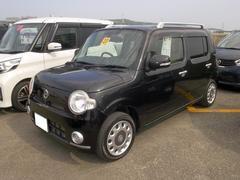 沖縄の中古車 ダイハツ ミラココア 車両価格 59万円 リ済込 平成23年 5.3万K ブラック