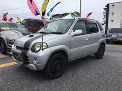 沖縄の中古車 スズキ Kei 車両価格 14.8万円 リ済別 平成11年 7.1万K シルバー