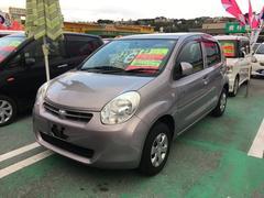 沖縄の中古車 トヨタ パッソ 車両価格 59.8万円 リ済別 平成23年 5.2万K パープル
