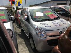 沖縄の中古車 マツダ キャロル 車両価格 49.8万円 リ済別 平成25年 8.1万K シルバー