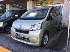 沖縄の中古車 ダイハツ ムーヴ 車両価格 69万円 リ済別 平成24年 5.2万K シャンパンゴールド
