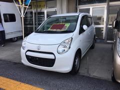 沖縄の中古車 スズキ アルト 車両価格 39.8万円 リ済別 平成24年 9.5万K ホワイト