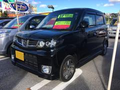 沖縄の中古車 ホンダ ゼストスパーク 車両価格 59万円 リ済別 平成22年 5.6万K ブラック