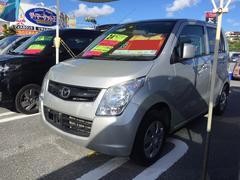 沖縄の中古車 マツダ AZワゴン 車両価格 43万円 リ済別 平成24年 7.7万K シルバー