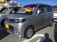 沖縄の中古車 ホンダ ゼストスパーク 車両価格 49万円 リ済込 平成21年 5.6万K シルバー