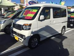 沖縄の中古車 ダイハツ アトレーワゴン 車両価格 85万円 リ済別 平成24年 4.3万K ホワイト