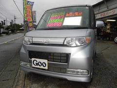 沖縄の中古車 ダイハツ タント 車両価格 49万円 リ済込 平成20年 9.4万K シルバーM
