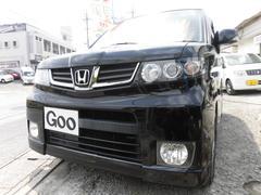 沖縄の中古車 ホンダ ゼストスパーク 車両価格 49万円 リ済込 平成21年 9.7万K ブラックM