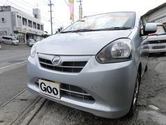 沖縄の中古車 ダイハツ ミライース 車両価格 32万円 リ済込 平成23年 8.1万K シルバーM