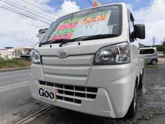 沖縄の中古車 ダイハツ ハイゼットトラック 車両価格 69万円 リ済込 平成28年 0.2万K ホワイト
