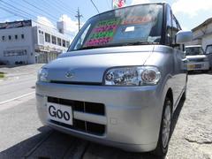 沖縄の中古車 ダイハツ タント 車両価格 29万円 リ済込 平成18年 10.0万K シルバーM