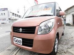 沖縄の中古車 スズキ パレット 車両価格 33万円 リ済込 平成20年 13.1万K ピンクM