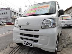 沖縄の中古車 ダイハツ ハイゼットカーゴ 車両価格 48万円 リ済込 平成23年 10.6万K ホワイト