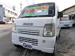 沖縄の中古車 スズキ キャリイトラック 車両価格 48万円 リ済込 平成19年 10.1万K ホワイト