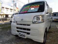 沖縄の中古車 ダイハツ ハイゼットカーゴ 車両価格 57万円 リ済込 平成23年 10.0万K ホワイト