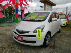 沖縄の中古車 トヨタ ラクティス 車両価格 60万円 リ済込 平成22年 8.0万K パール