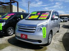 沖縄の中古車 トヨタ ノア 車両価格 119万円 リ済込 平成22年 7.7万K シルバーメタリック