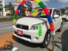 沖縄の中古車 トヨタ ラッシュ 車両価格 80万円 リ済込 平成20年 6.8万K パールホワイトIII