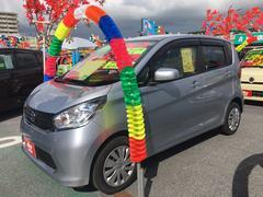 沖縄の中古車 日産 デイズ 車両価格 65万円 リ済込 平成25年 6.4万K クールシルバー(M)