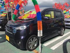 沖縄の中古車 日産 デイズ 車両価格 91万円 リ済込 平成26年 2.3万K プレミアムパープル