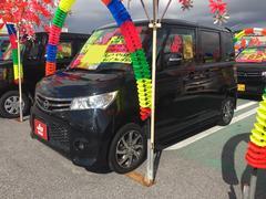沖縄の中古車 日産 ルークス 車両価格 71万円 リ済込 平成23年 5.2万K ブルーイッシュブラック