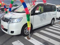 沖縄の中古車 日産 セレナ 車両価格 88万円 リ済込 平成22年 8.6万K パールホワイト