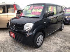 沖縄の中古車 日産 モコ 車両価格 79万円 リ済込 平成27年 6.8万K ブルーイッシュブラック
