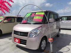 沖縄の中古車 スズキ パレット 車両価格 69万円 リ済込 平成25年 7.6万K ピンク