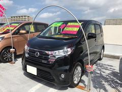 沖縄の中古車 日産 デイズ 車両価格 83万円 リ済込 平成26年 5.3万K ブラック