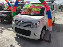 沖縄の中古車 スズキ MRワゴンWit 車両価格 77万円 リ済込 平成26年 7.3万K パールホワイト
