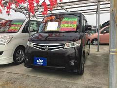 沖縄の中古車 日産 ルークス 車両価格 67万円 リ済込 平成23年 5.7万K パープル