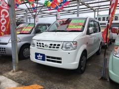 沖縄の中古車 日産 オッティ 車両価格 38万円 リ済込 平成24年 9.6万K ホワイト